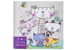 Фотоальбом Ufo CAT FAMILY разноцветный
