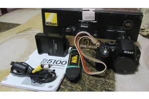 Фотоапарат NIKON D 5100 body Сумы!