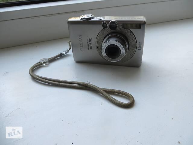 купить бу Фотоапарат CANON ISUS 50. в Дніпрі (Дніпропетровськ)