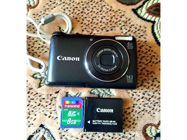 купить бу Фотоаппарат цифровой Canon в Черкассах