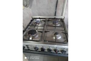Газовая плита Indesit KN 5406