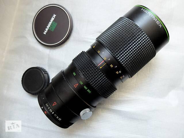 купить бу Hanimex 80-200/3.5 M42 в Киеве