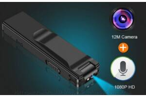 HD WiFi Цифровая видеокамера ночного видения для полицейских.