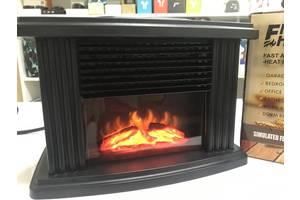 Камін обігрівач Flame Heater з ПУЛЬТОМ Краща ціна!