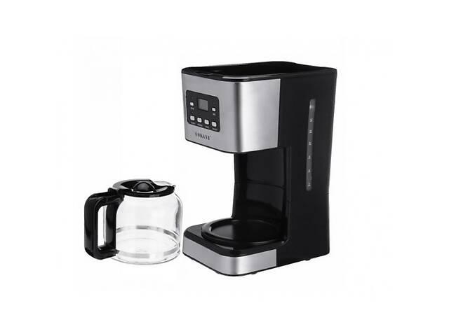 бу Крапельна кавоварка Sokany 121E 950w зі скляною колбою з дисплеєм в Харкові