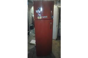Холодильник Нotpoint-Ariston (ретро, ширина 70 см