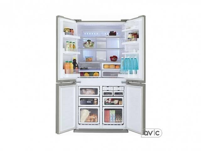 Холодильник SHARP SJFP-810VBE- объявление о продаже  в Харькове