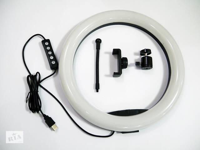 продам Кольцевая LED лампа RGB MJ33 33см 1 крепл.тел USB бу в Днепре (Днепропетровск)