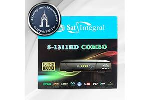 Комбінований HD ресивер Sat-Integral S-1 311 HD COMBO