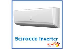 Кондиціонер EWTclima Scirocco, inverter, S-090SDP-HRFN8