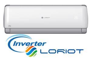 Кондиционер LORIOT INVERTER  LAC-09AI