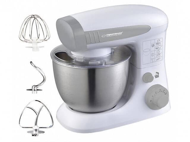 Кухонный комбайн Esperanza EKM024 Cooking Assistant 800W White- объявление о продаже  в Киеве