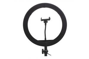 Лампа круговая для селфи 33см