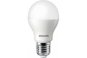 Лампочка PHILIPS LEDBulb E27 4-40W 3000K 230V A55 (PF) (8718696416495)