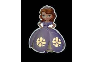 Люстра для детской Принцесса LJ079/1 Led