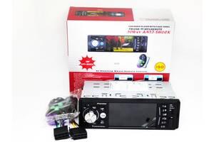 Магнітола Pioneer 4229 ISO - екран 4,1& amp; # 039;& Amp; # 039; + DIVX, MP3 + USB + SD + Bluetooth