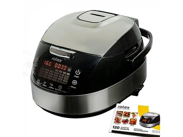 Мультиварка ROTEX RMC510-B Cook Master- объявление о продаже  в Черновцах