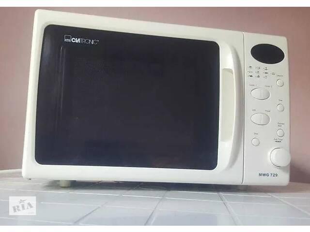 продам Микроволновая печь с функцией гриль Clatronic mvg 729 из Германии бу в Миргороде