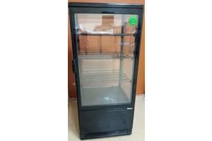 Мини-витрина холодильная кондитерская настольная Bartscher RT-78B-2.