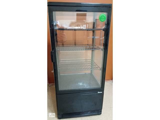 купить бу Мини-витрина холодильная кондитерская настольная Bartscher RT-78B-2. в Харькове