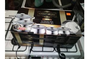 Набор кухонной посуды-кастрюли новые из Швейцарии