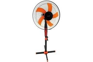 Підлоговий вентилятор з таймером Domotec МЅ-1620