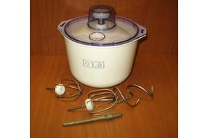 Насадка тестомесилка - взбивалка для кухонного комбайна Мрія 2 і Мрія 2м