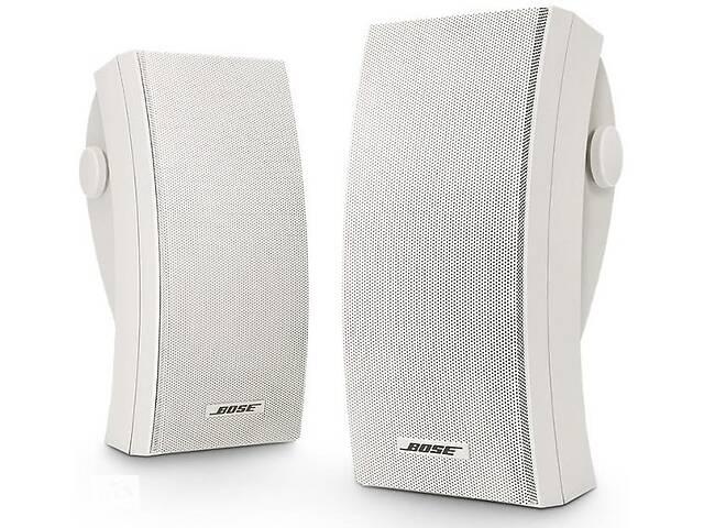 купить бу Настенные динамики BOSE 251 Outdoor Environmental Speakers White (24644) в Киеве