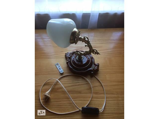 Настенный светильник- объявление о продаже  в Мукачево