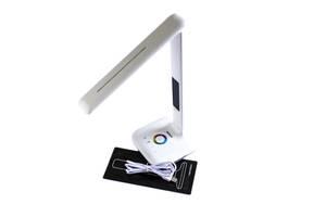 Настольная сенсорная LED лампа-трансформер Remax RL-E270 LCD + будильник + ночник