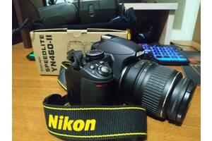 Nikon 3100 + YN460-ll