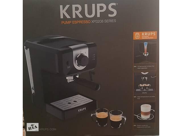 продам Новая кофемашина KRUPS  бу в Кривом Роге
