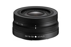 Объектив Nikon Z DX 16-50mm f/3.5-6.3 VR (JMA706DA)