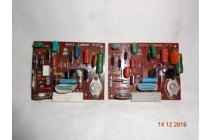 Плата телевизора транзистор КУ221Д КТ837Т