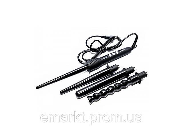 купить бу Плойка  4 в 1 стайлер для волос Kemei Km-4083 в Одессе