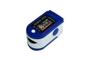 Портативный пульсоксиметр на палец для измерения сатурации кислорода и частоты пульса Pulse oximeter