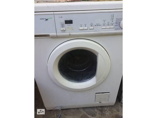 пральна машина- объявление о продаже  в Дублянях