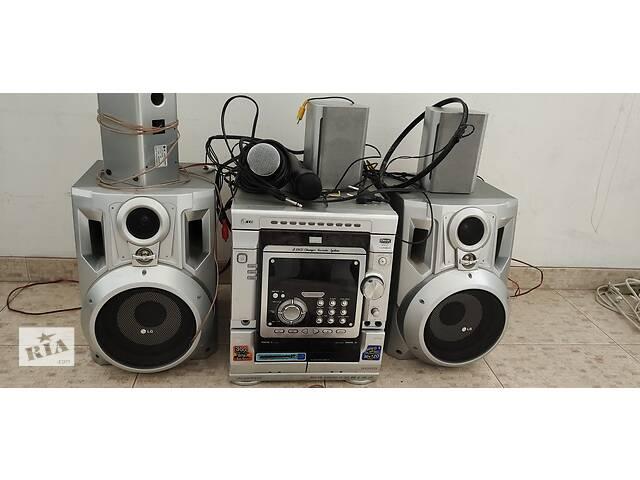 бу Продам DVD Karaoke SYSTEM LM-KW6530X. в Одессе