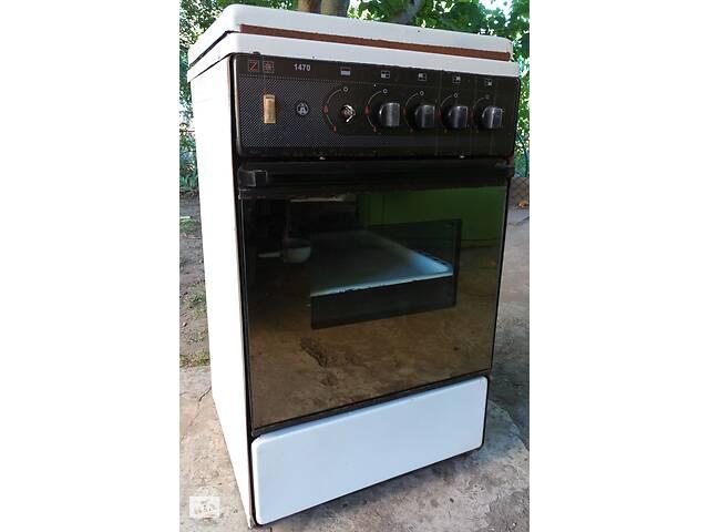 Продам газовую плиту- объявление о продаже  в Новой Водолаге