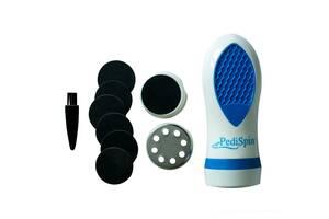 Прибор для педикюра Pedi Spin Белый с синим