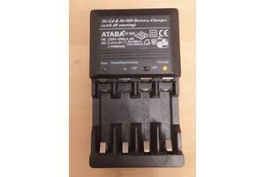 Пристрій зарядний Ataba Ni-Cd Ni-MH на 4 AA та AAA акумулятори