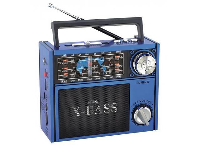 продам Радиоприемник-колонка Golon RX-201 Синий (gr_006763) бу в Киеве