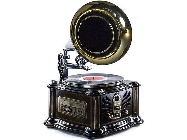 Ретро граммофон Daklin Лондон RP-013B, с поддержкой MP3 и WMA- объявление о продаже  в Киеве