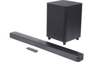 Саундбар JBL BAR 5.1 Surround 550W 5.1-Channel (JBLBAR51IMBLKEP)