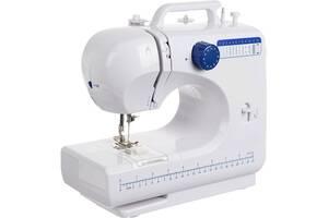 Швейна машинка багатофункціональна Mini Sewing Machine 4в1 FHSM-506/1251 12 програм (par_SHVE 506 тисячі двісті п'ятьдесят одна)