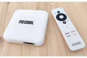 Смарт ТВ приставка MECOOL KM2 2/8Gb с Android TV 10 и Netflix 4K