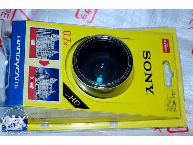 купить бу Sony vcl-HG0737C в Миколаєві