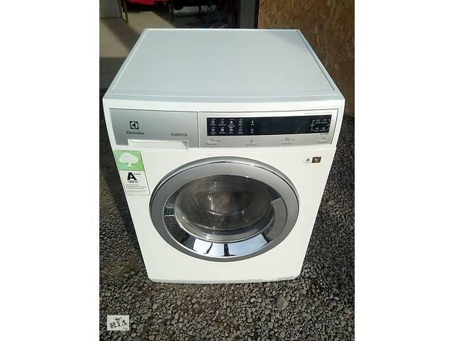 Стиральная машинка Электролюкс на 10 кг + глажка бы.у из Европы- объявление о продаже  в Каменке-Бугской