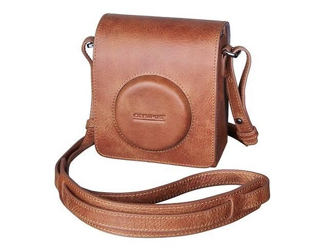 Сумка для камер Olympus leather case for STYLUS- объявление о продаже  в Харькове