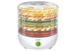 Сушилка для овощей и фруктов SENCOR SFD 750WH